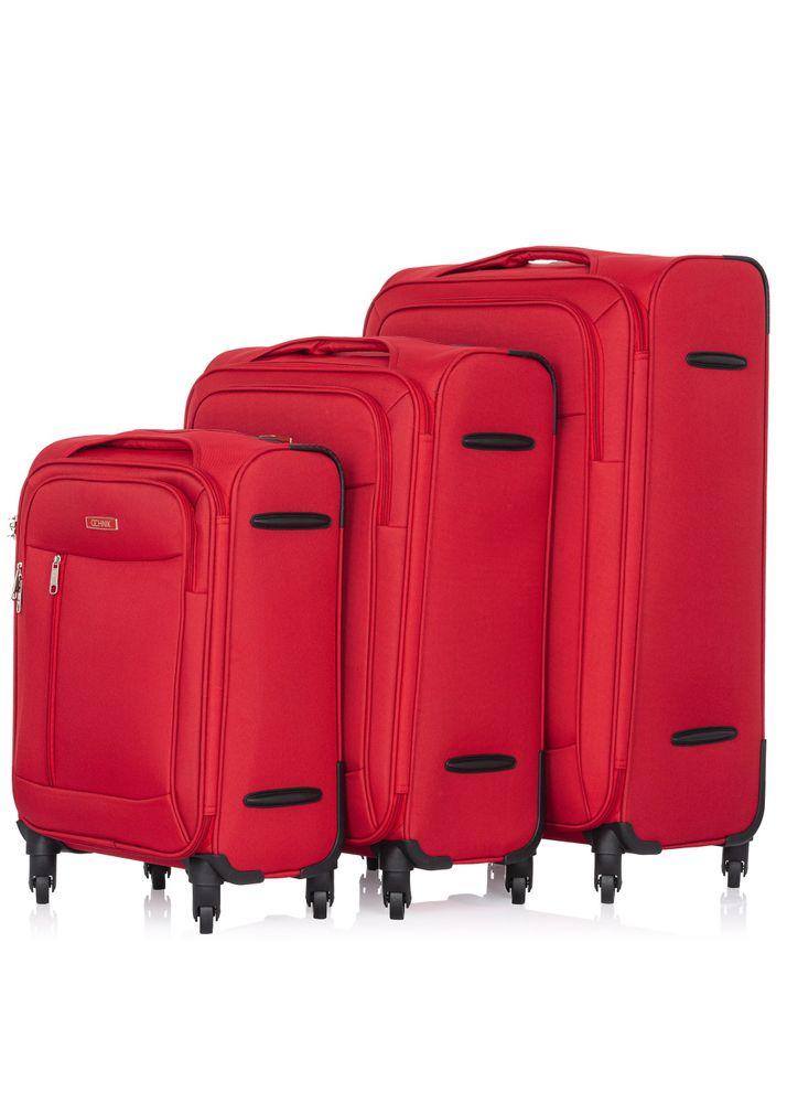 Komplet walizek na kółkach 19'/24'/28' WALNY-0034-42(W20)