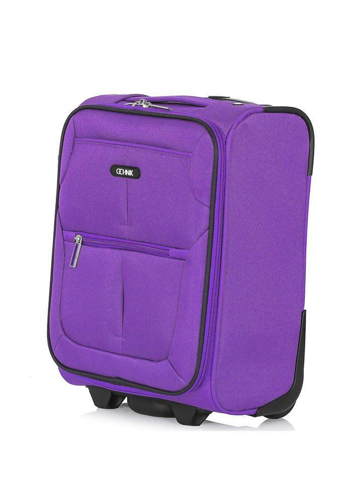 Mała walizka na kółkach WALNY-0030-72-15R
