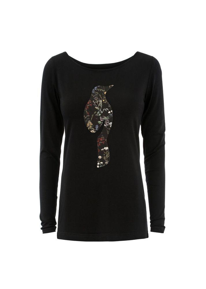 Koszulka damska LSLDT-0003-99(Z17)
