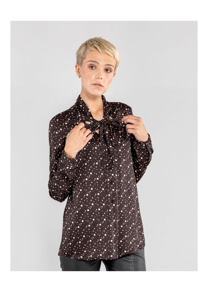 Koszula damska BLUDT-0115-99(Z20)
