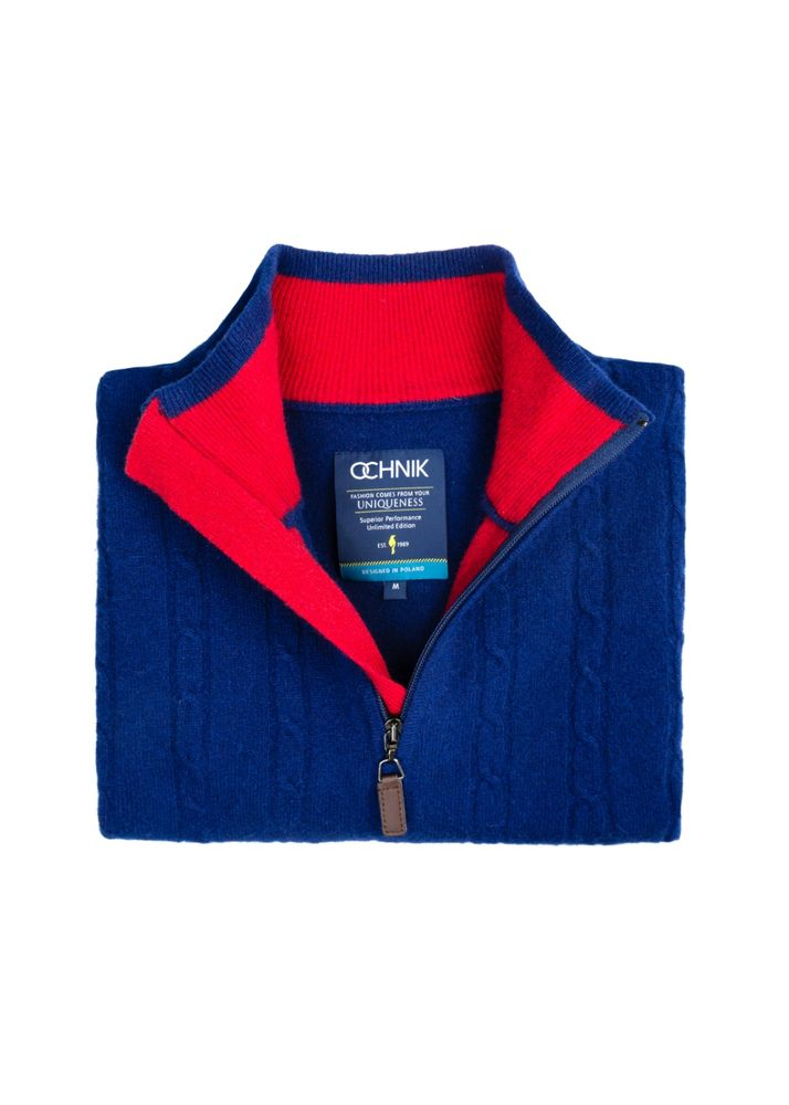 Sweter męski SWEMT-0051-61(Z18)