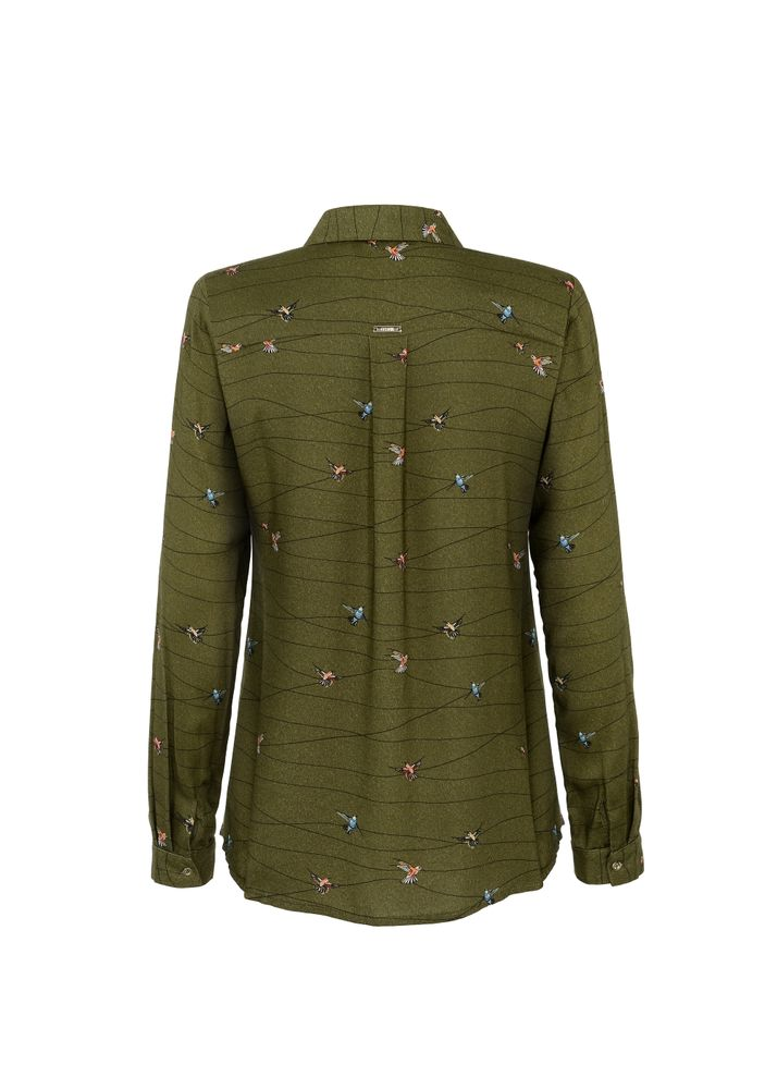 Koszula damska KOSDT-0042-57(Z18)
