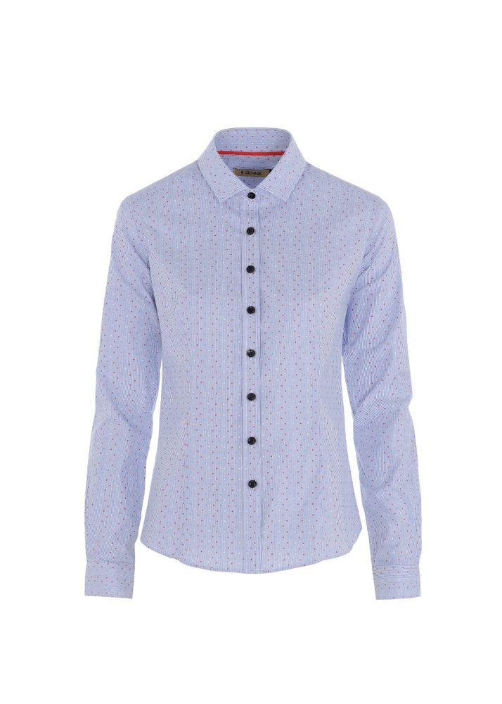 Koszula damska KOSDT-0076-61(W20)