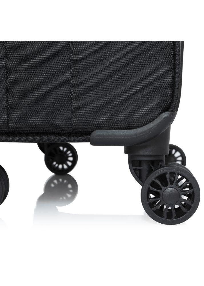 Mała walizka na kółkach WALNY-0028-99-19